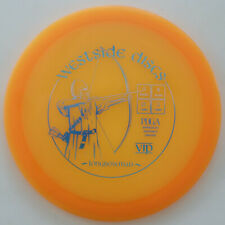 Used 8/10 Westside Vip Longbowman 169g (stable distance driver, orange)