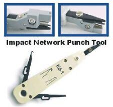 Impact Network Punch Tool RJ45 RJ11 CAT5 PunchDown