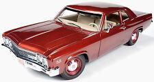 1966 Chevy Biscayne Bronze 1:18 Autoworld 1053