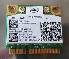 HP 572520-001 Lenovo IBM 60Y3202 Intel WiFi Link 1000 112BNHMW 802.11BGN