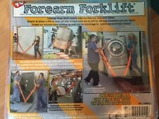 NEW FOREARM FORKLIFT LIFTING MOVING STRAPS FURNITURE APPLIANCES MATTRESSES HEAVY