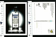 ABSOLUT VODKA COLLECTION N° 90 - ABSOLUT STAR - 57793