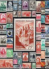 Timbres 1947 à 1948.   Du N°772 à 822.