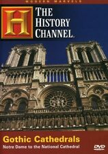 Modern Marvels: Gothic Cathedrals [New DVD] Manufactured On Demand