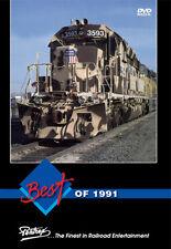 Best of 1991 NEW DVD PENTREX SP Beet Train SP Sacramento Shops Berea Tower 2472