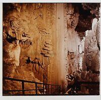 Francia Gouffre de Padirac Foto Placa De Cristal Vintage VR11b6