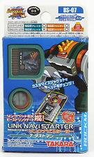 Takara Megaman Rockman Exe Link Navi Starter 07 Dustman Link PET EX