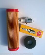 MOWER AIR FILTER, FILTER SEAL AND SPARK PLUG FOR VICTA 160cc 2st MOWER,AFO7282