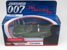 CORGI JAMES BOND 007 JAGUAR XKR w rear gun DIE ANOTHER DAY PIERCE BROSNAN MINT