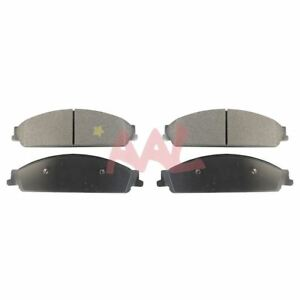 AAL Front BRAKE PADS For 2005 2006 2007 FORD FIVE HUNDRED (4 pcs)