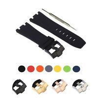 Comp. 28mm Watch Band Strap W/ Tool Fits Audemars Piguet Royal Oak Offshore