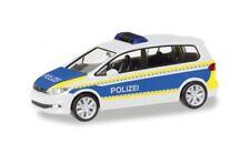 """#093576 - Herpa VW Touran """"Polizei Brandenburg"""" - 1:87"""