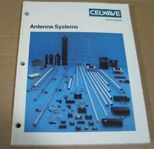 CELWAVE Antenna Systems Catalog 985A