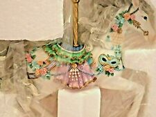 Westland Carousel Roses and Masks New in Box Rare