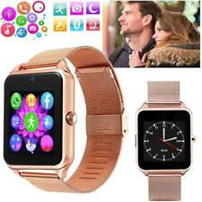 Bluetooth Smart Watch Phone Mate for Samsung S8 S9 S10 Note 8 9 Huawei Mate 30