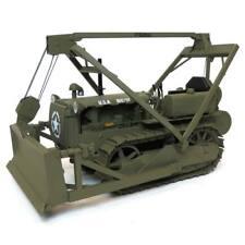 1/16 Military Caterpillar D4 2T Crawler w/ Le Tournea Blade Cust1505 SpecCast