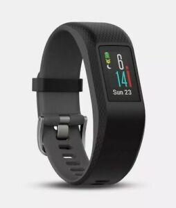 Garmin Vivosport Smart GPS Activity Tracker Wrist-based Heart Rate Slate