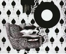 Nono All that Glitters Wallpaper-Silver Foil PM103 x 3 rolls
