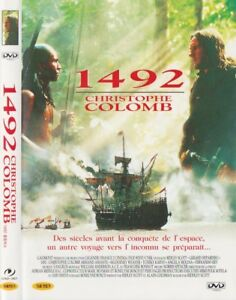 1492: Conquest of Paradise(1992) Gérard Depardieu DVD NEW *FAST SHIPPING*