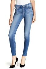 TRUE RELIGION HIGH WAISTED SUPER SKINNY JEAN WOMEN'S SIZE 25 (NEW) MSRP $199