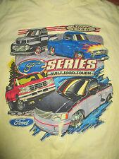 Vintage Hanes Since 1948 F-SERIES BUILT FORD TOUGH (LARGE) T-Shirt