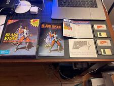 Blake Stone: Aliens of Gold DOS PC, Big Box Apogee Wolf3D Rare A- Grade