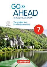 Go ahead 7 /Vorschläge zur Leistungsmessung(Lehrer-CD) Realschule Bayern
