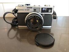 Olympus 35 Sp 35mm Rangefinder film Camera 42mm f1.7 Lens