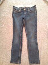 "Topshop MOTO Skinny Blue Stretch  Denim Jeans. Size 10 W28 L30""."