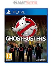 GHOSTBUSTERS - PLAYSTATION PS4 BRAND NEW FREE DELIVERY