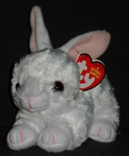 b3496f47dcc New ListingTY COTTON the WHITE BUNNY BEANIE BABY - MINT with MINT TAG