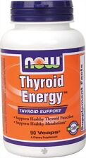 NOW Foods Thyroid Energy, 90 Vcaps
