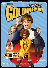Austin Powers : Goldmember (2002) Mike Myers, Beyonce Knowles - NEW DVD - R4