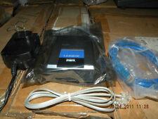 NEW LINKSYS ANALOG TELEPHONE ADAPTER SPA1001 CISCO SYSTEM