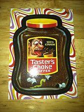 2008 TOPPS WACKY PACK FLASHBACK 2 BONUS STICKER TASTER'S CHOKE #B4 TARGET HUMOR
