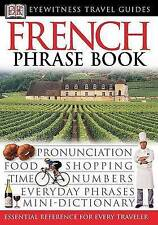 French (Eyewitness Travel Guide Phrase Books)-ExLibrary