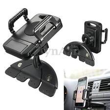Universal 360° Adjustable Car CD Slot Holder Mount Cradle Mobile Phone GPS
