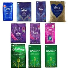 Daawat Tilda Grand Extra Long Golden Sella Rice Legendary Rice Reis Basmati