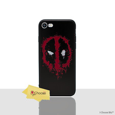 """Marvel Coque/Étui/Case Pour Apple iPhone 6/6s (4.7"""") / 3D Gel / Deadpool - Logo"""
