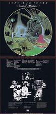 """Jean-Luc Ponty """"Mystical adentures"""""""" di 1982! eccellente fusione Jazz! NUOVO CD!"""