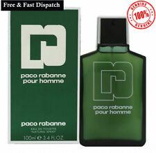 PACO RABANNE POUR HOMME EAU DE TOILETTE 100ML SPRAY - MEN'S FOR HIM BRAND NEW