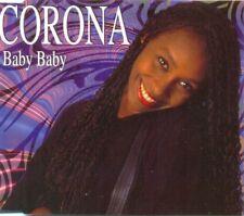 CORONA - Baby baby 6TR CDM 1995 EURODANCE
