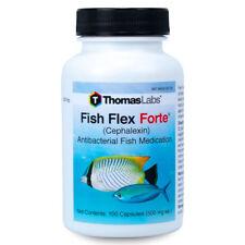 Fish Flex Forte 500 mg 100 ct Aquarium Treatment