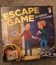 Escape Game - Jeux De Societe  Enfant - A Partir de 8 Ans