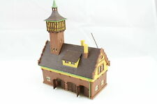 Vollmer 21685 Old Fire Station With Vehicle Depot N Gauge + Top+