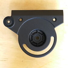 Bogen Manfrotto 3066 Video Fluid Tripod Head side tilt lock plate