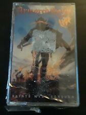 Armored Saint: Live Saints Will Conquer '88 Metal Blade Cassette Metallica Rad