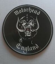 "Motorhead England 7"" Picture disc"