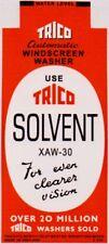 Trico Solvent Washer Bottle Bracket Sticker