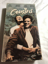 COUSINS, TED DANSON, ISABELLA ROSSELLNI, SEAN YOUNG, VHS , 1989 PARAMOUNT